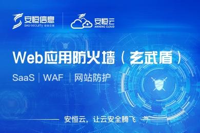 安恒云-Web应用防火墙(玄武盾)(SaaS)