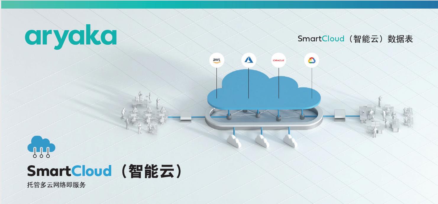 Aryaka SmartCloud (智能云)