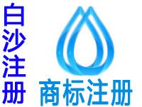 白沙注册商标申请公司个人品牌设计商标注册白沙赠商城网站建设小程序