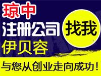 琼中公司注册工厂个体代办营业执照赠入驻分销商城网站建设标注册公司琼中