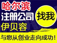 哈尔滨公司注册工厂个体代办营业执照版权专利赠入驻分销商城网站建设标注册公司哈尔滨
