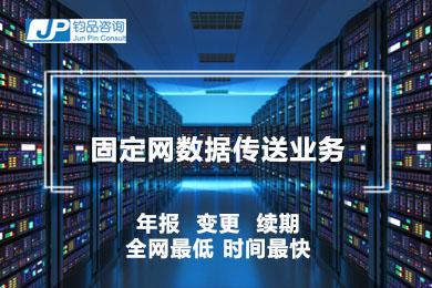 固定网国内数据传送业务