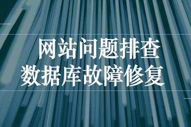 【君云 专注云服务】企业网站运行环境 服务器故障排查 服务器防攻击挂马清除
