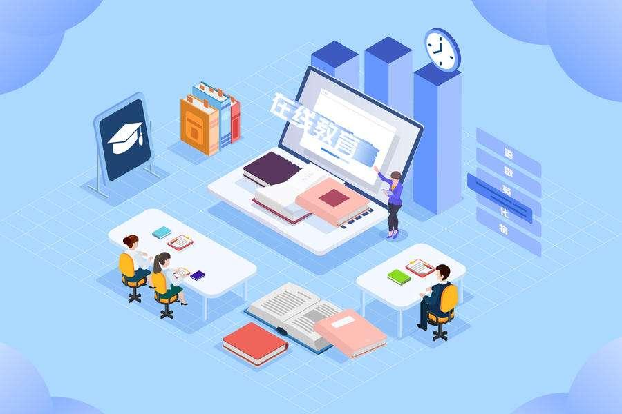 在线教育平台开发,微教育网站建设制作,教育培训管理系统定制,课堂互动教育学习平台搭建【在线教育平台】