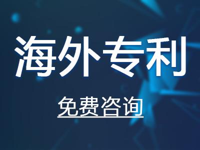 丨海外专利免费咨询丨海外专利代理丨国际专利申请丨PCT国际申请丨
