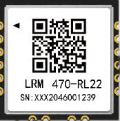 利尔达高性价比Lora无线模组-----小体积低功耗LLCC68