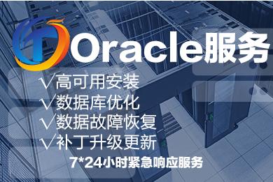 Oracle数据库故障排查/启动异常恢复/性能优化/补丁升级/数据迁移/DG双机RAC集群安装维护服务