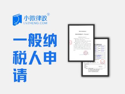 北京一般纳税人申请