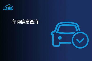【云鉴】车辆信息校验接口-车牌号校验-车辆发动机号校验-车辆信息验证