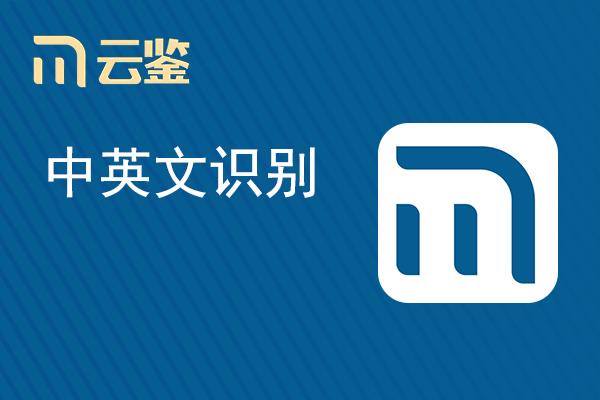 【云鉴】中英文识别-文字信息识别-中文汉字识别-英文字母识别