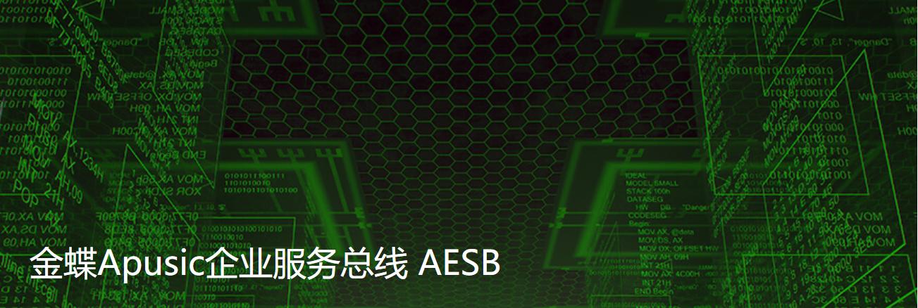 金蝶Apusic企业服务总线V10.0