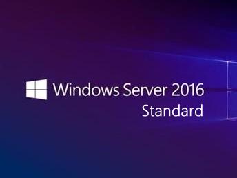 Windows Server 2016 standard标准版 64位中文版 (官方2018年2月发布)