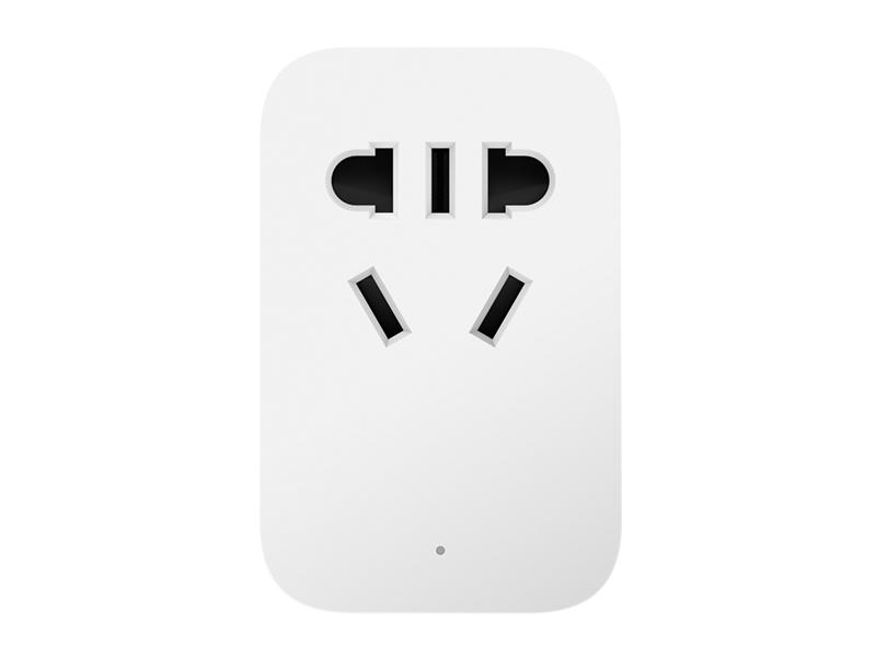 鸿雁智能转换器智能小插座10A(天猫精灵版)