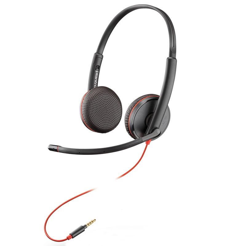 BLACKWIRE USB有线耳机 3225Top