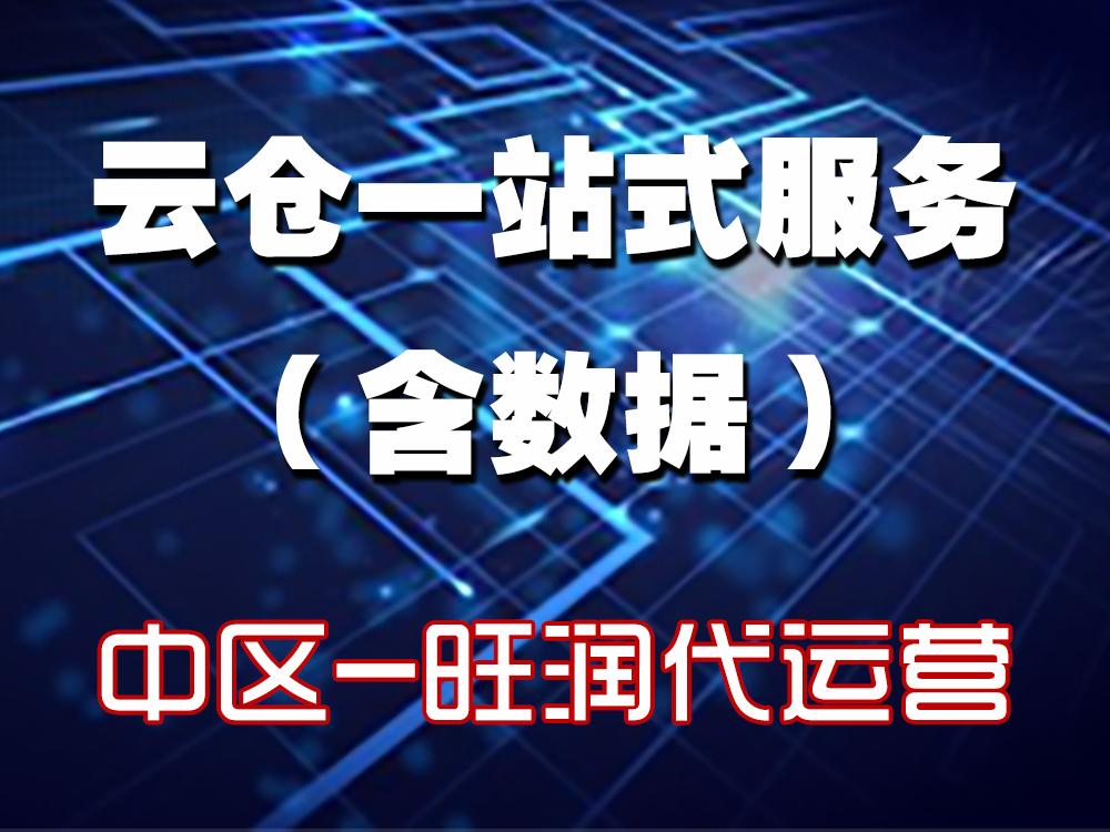 云仓<em>一</em>站式服务(含<em>数据</em>)—湖南省+湖北省