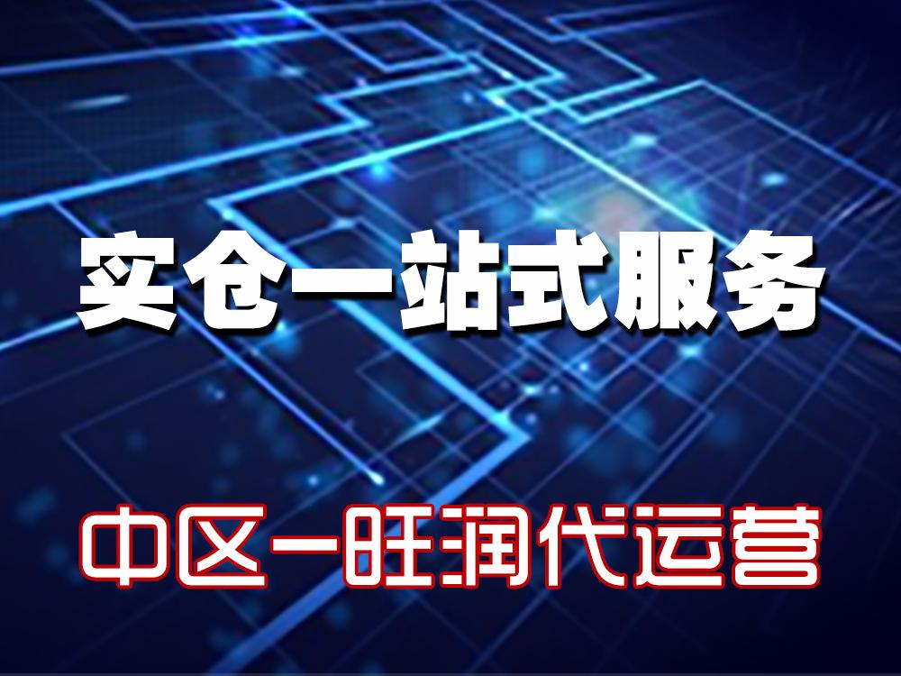 实仓运营一站式-湖南省+湖北省