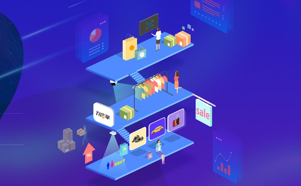 【万店掌】新零售智慧门店解决方案_软硬件一体化零售分析平台