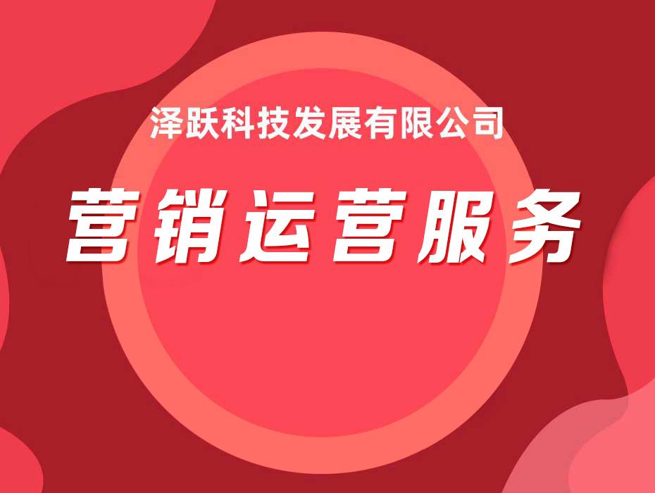 营销运营服务-广东+福建