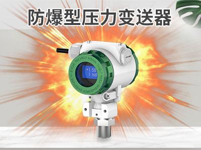 防爆型压力变送器