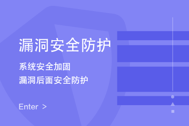 服务器漏洞安全防护